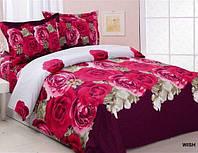 Комплект двуспального постельного белья Le Vele Daily Wish (Виш)