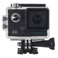 Экшн-камера BRAVIS A3 черный (BRAVISA3b)
