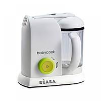 Beaba - Пароварка-блендер Babycook Solo, neon, фото 1