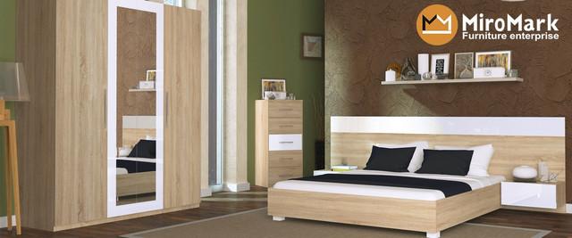 Спальня Соната в цвете Сан-Марино