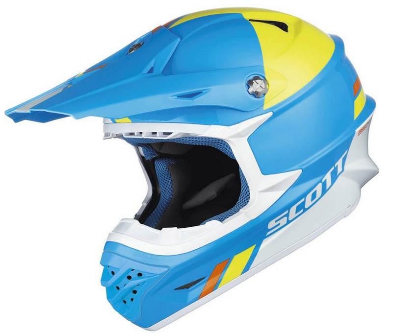 Мотоциклетный шлем SCOTT 350 CROSS QUAD ATV r.XL