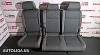 Сиденье заднее (комплект) VOLKSWAGEN Caddy III 04-10 2K0885103P