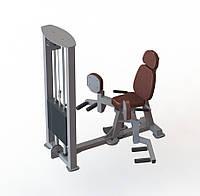 Тренажёр для приводящих мышц бедра (сведение ног) стек 85 кг