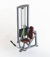 Жим горизонтальный (мышцы груди), стек 85 кг