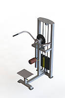 Тренажер для ягодичных и приводящих-отводящих мышц бедра комбинированный