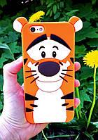 Силиконовый чехол Тигр iPhone 6S/6, Тигруля