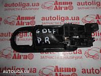 Ручка двери передней правой внутренняя VOLKSWAGEN Golf IV 97-05 1J0837114M