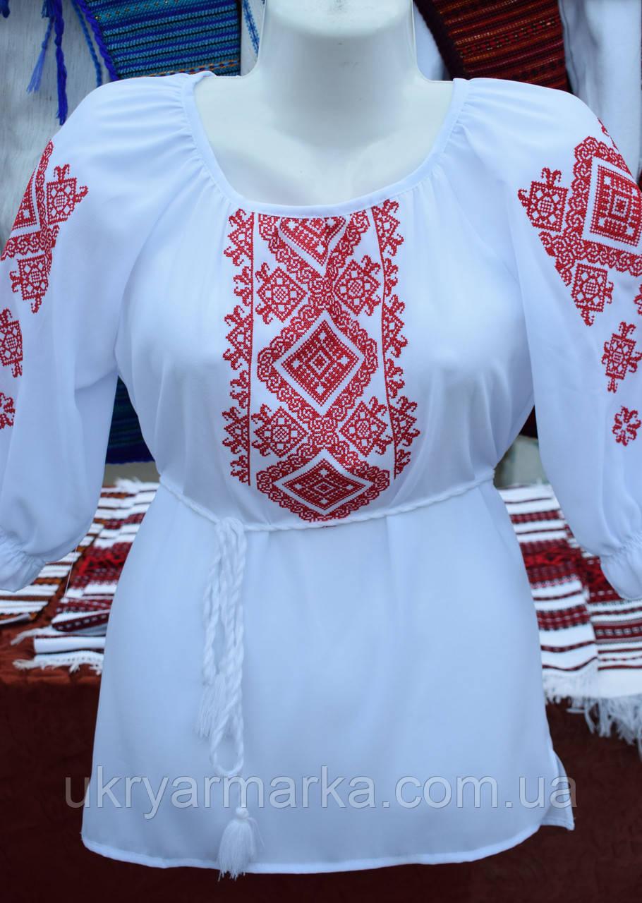 """Вишита блузка """"Орнамент"""""""