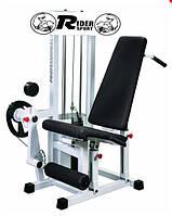 Тренажер для мышц сгибателей-разгибателей бедра комбинированный