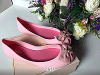БАЛЕТОЧКИ силиконовые VICES pink (ПОЛЬША) Материал: силикон (очень мягкие)