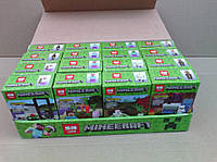 Конструктор серии Lepin 03036 (Аналог Lego Minecraft)