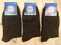 Летние мужские носки сетка Дукат Украина 41-45р НМЛ-331