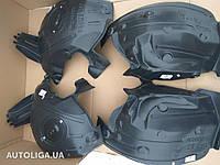Подкрылок передний правый RENAULT Kangoo II 08-16