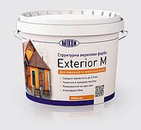 Структурная фасадная краска Exterior M
