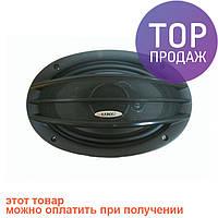 Автомобильная акустика колонки овалы UKC-6974S 600W/аксессуары для авто