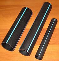Полиэтиленовые трубы для водопровода, Пластиковые трубы, фото 1