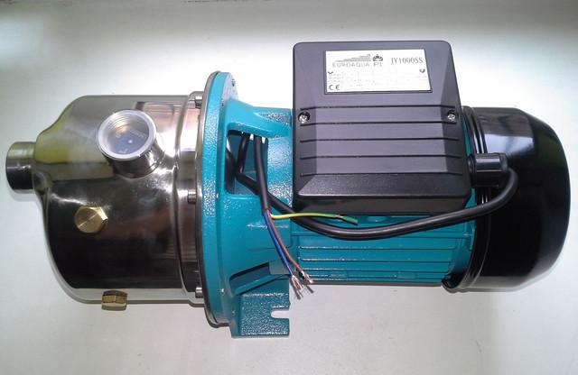Поверхностный бытовой насос Euroaqua JY 1500