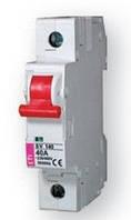 Выключатель нагрузки SV 125 1P 25А