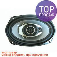 Автомобильная акустика колонки овалы UKC-6963E 300W/аксессуары для авто