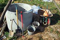 Рытье колодцев Копка приямков Устройство траншей вручную Копание колодца под септик, фото 1