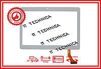 Тачскрин 237x167mm 50p CH-1096a1- FPC276-V02 БЕЛЫЙ
