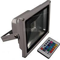Светодиодный прожектор LEDEX 20W RGB, 20?, IP65, TL11714 (20)