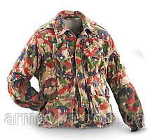 Куртка в расцветке TASS 57 Alpenflage. ВС Швейцарии, оригинал.