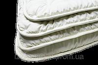 Одеяла силиконовые ткань однотонная микрофибра 4 сезона полуторка