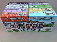 Конструктор 73012  (Аналог Lego Minecraft) 8 в 1