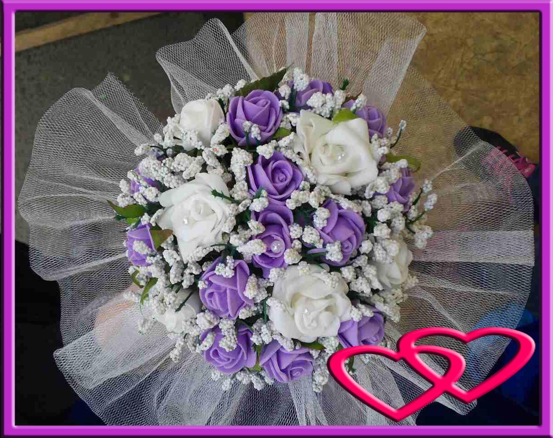 Ровно цветы свадебные букет невесте #5