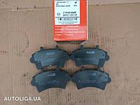 Колодки тормозные передние RENAULT Master II 98-10