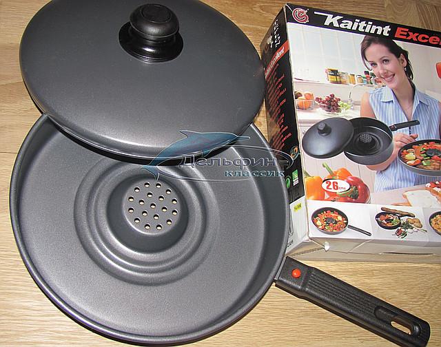Сковорода Dry Cooker (Драй Кукер) 26 см.