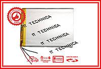 Батарея для планшета 3,7V 132x95x2mm 3pin 5000mAh