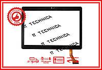 Тачскрин 237x167mm 50p CH-1096a1- FPC276-V02 Черн