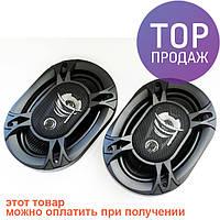 6x9 Megavox MAC-9778L 300W 3х полосные/аксессуары для авто