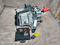 Блок управления двигателем RENAULT Master III 10-16