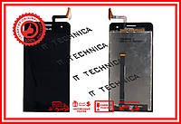 Тачскрин+матрица ASUS ZenFone 5 A500CG Черный ОРИГ