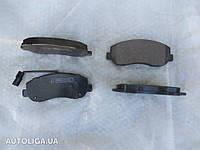 Колодки тормозные передние RENAULT Master III 10-16