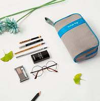 Органайзер-косметичка Storge bag. Серый цвет