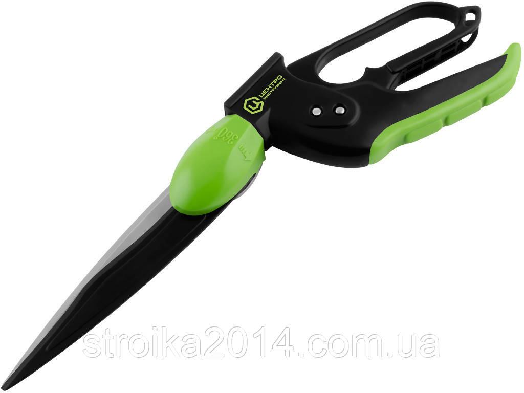 6276df9a5 Ножницы поворотные садовые для травы ЦентроИнструмент (0240), цена 394  грн., купить Первомайск — Prom.ua (ID#541707336)