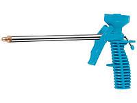 Пистолет для монтажной пены, мини. Центроинструмент 1127