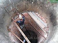 Вырыть, выкопать колодец Устройство, монтаж колодцев питьевых и канализационных Роем колодцы в Киеве и обл