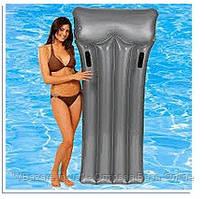 Пляжный матрас одноместный Intex 188*89 см