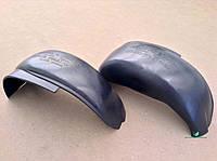 Подкрылки TOYOTA Land Cruiser Prado 120 (задние)