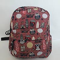 Женский рюкзак с совятами