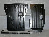 Защита картера двигателя и акпп BMW X1 (E84) 2009-