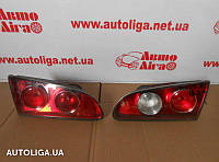 Фонарь задний левый в крышку багажника SEAT Ibiza III 02-08 6L6945107