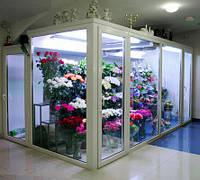 Цветочные холодильные камеры