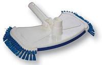 Щетка прямоугольная для  бассейна, для гидропылесоса