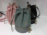 Сумка-рюкзак женская маленькая Шанель